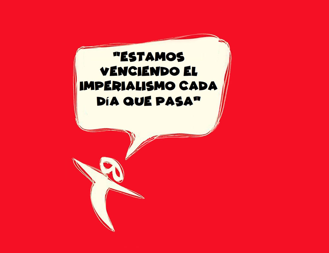 vencer el imperialismo